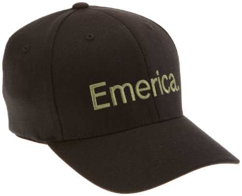 Emerica Pure 6.0 Hat - Casquette Imprimé - Homme Black/Green