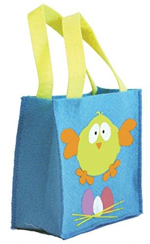 Ostern Wert Filz Chick Tasche