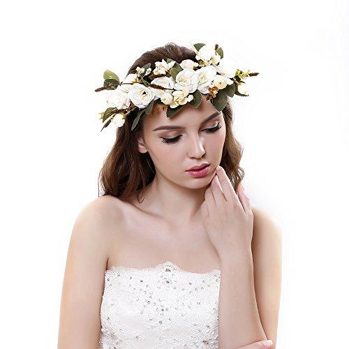 Ever Fairy® Flower Crown Headban...