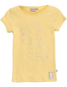 Wheat Mädchen T-Shirt Belle Disney Glitzer