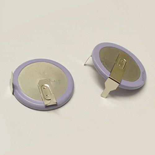 Knopfzellen Akku VL2020 ML2020 Lithium Battery Panasonic 45 mAh 3 V+