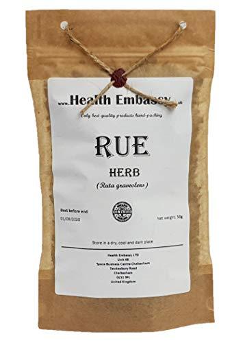 Hierba de Ruda 50 gr - 100% Natural