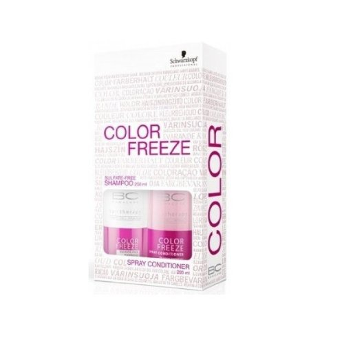 BC Color Freeze Shampoo + Spray Conditioner Duopack