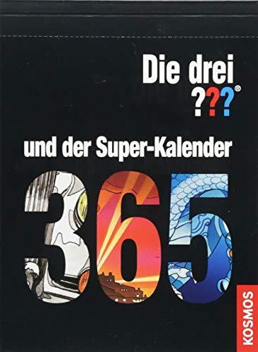 Die drei ??? und der Super-Kalender