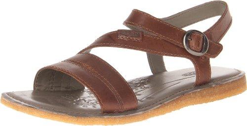 Keen Damen Sandale Sierra Sandal in braun, Größe:41