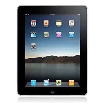 Apple iPad Tablet 1st Generation (WiFi, 16 GB): Amazon.co.uk ...