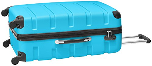Packenger Marina suitcase, trolley, hard case, M in blue. 54x38x22cm - 3