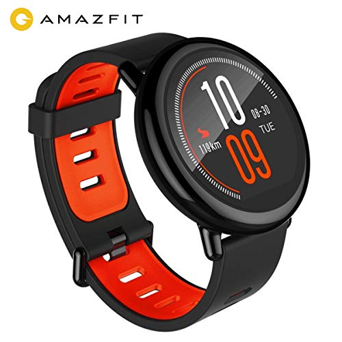 AMAZFIT Pace Smartwatch, Sport Fitness Tracker Unisex IP67 Impermeabile Smartwatch con GPS, Heart Rate Monitor, Sport Multi Mode Inseguimento, Phone-Free Music Play, Intelligente Notifica
