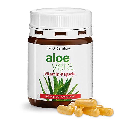 Sanct Bernhard Aloe Vera Vitamin-Kapseln 100 Kapseln