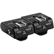 2.4G FC-210C Disparadores inalámbricos de Flash E-TTL para Nikon DSLR cámara y el flash - SYNC hasta 1/8000s