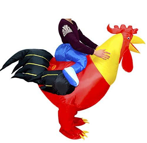 Costume Ferienparty Cosplay Kostüm Inflatable Clothing Thanksgiving Christmas Animal Dress Up (Erwachsene) ()