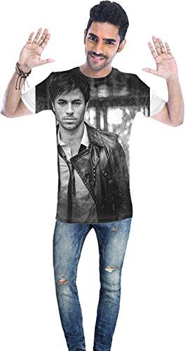 Enrique Iglesias Unisex T-shirt X-Large