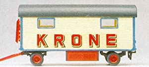 Preiser - Juguete de modelismo ferroviario HO Escala 1:87 (PR21017)