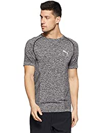 Puma Men's Printed Regular Fit T-Shirt