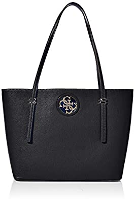 Guess Open Road, Bolso tipo tote para Mujer, Rosa, 14x27x40 centimeters (W x H x L) de Guess