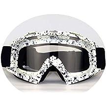 AnazoZ Gafas de Carreras Gafas Moto Hombre Gafas Protectoras Deporte Gafas de Montar Gafas Protectoras Viento