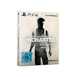 Uncharted: The Nathan Drake Collection  – Special Edition  – [PlayStation 4]
