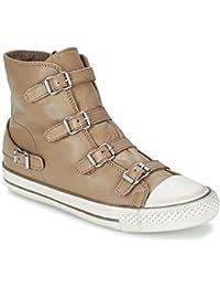 Ash Zapatos Virgin Taupe Zapatillas Mujer