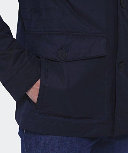 BOSS Hugo Boss Hommes Calvay Jacket Bleu Foncé Bleu Foncé