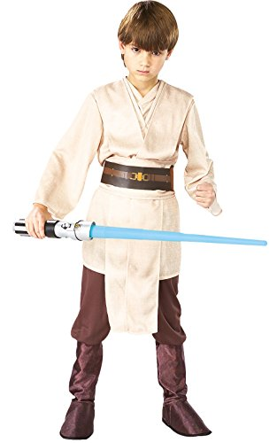 Lucas st-630604l–Kostüm luxe Jedi–Größe ()