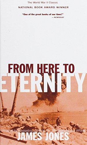 From Here to Eternity (Delta World War II Library) - James Jones