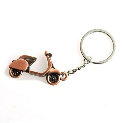 Yosemite Neuheit Motor Motorrad Roller Modell Schlüsselanhänger Schlüsselanhänger Ring Anhänger 1 -