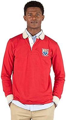 El Ganso Casual 1 Polo, Rojo (Rojo 0005), arge para Hombre