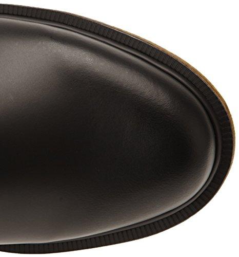 Nero Noir Welt Hautes Sneakers Adulte Dr Smoothplain 2976 Martens wHE1qnHA