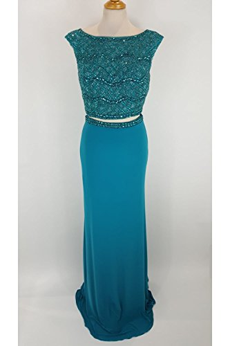 sherri-hill-teal-51125-two-piece-embellished-bodice-gown-uk-12-us-8
