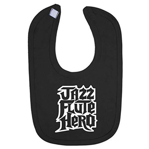Of Kostüm City Heroes - Anchorman Jazz Flute Hero Guitar Hero Baby And Toddler Bib