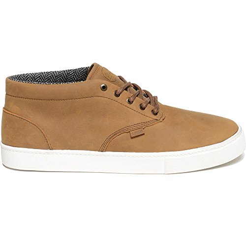 Element Preston Herren Skateboardschuhe Walnut