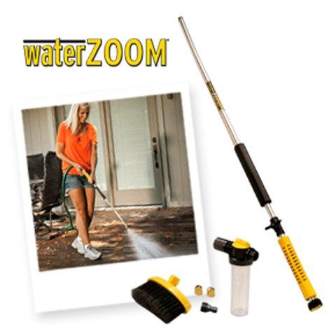 Foto de vevendo Water Zoom - Convierta su manguera de jardín en un limpiador de presión. Anunciado en televisión