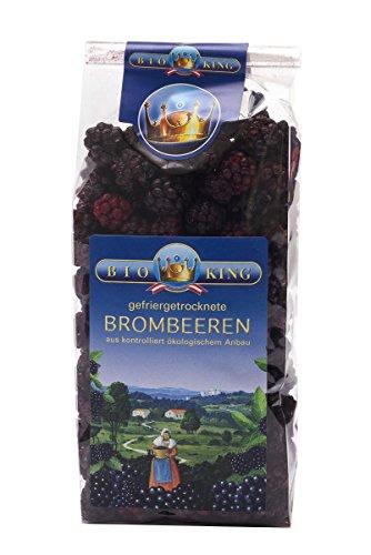 BioKing 3 x 50g gefriergetrocknete Bio BROMBEEREN (EUR 5,49 / Pkg.)