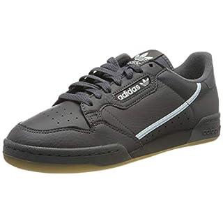 adidas Men's Continental 80 Gymnastics Shoes, Five/Ice Mint/Ash Grey S18, 8 UK