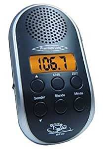 Fun-Collection Radio BR 23, schwarz