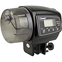 Comederos automáticos para Peses, Alimentador Peces Automático del Tnaque del Pez ...