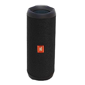 JBL JBLFLIP4BLK Sistema Audio Portatile, Nero