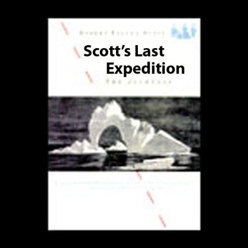 Scott's Last Expedition  Audiolibri
