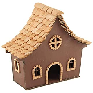 ALEA Mosaic Brick Building Set, Witch house