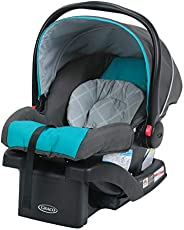 Graco Car Seat, Black/Blue, Pack of 1