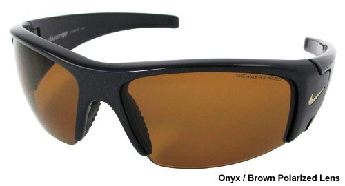Nike Diverge Polarized Sunglasses EV0327 027 Black Amber Lens image