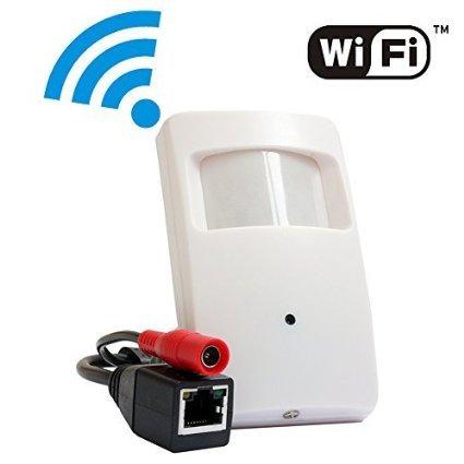 ELP Cámara de vigilancia en IP WiFi de 1Mp 720P