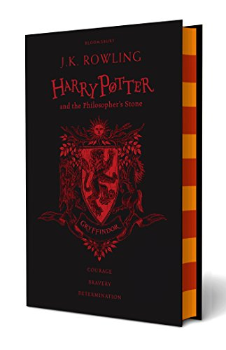 Harry Potter and the Philosopher's Stone - Gryffindor Edition Cover Image