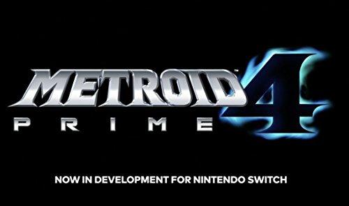 Metroid Prime 4 - [Nintendo Switch] (Wii Metroid)