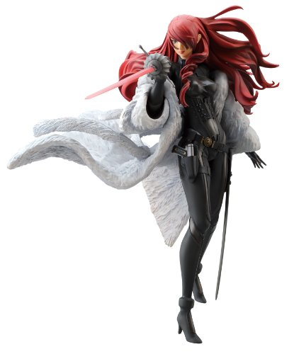 4 Di Ultimate in Mayonaka Arena Kiri Article Mitsuru (1/7 scale PVC Figure) Persona (japan import)