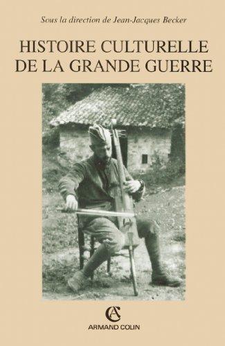 Histoire culturelle de la Grande Guerre