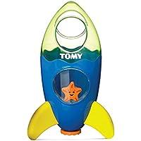 Tomy Badewanne Spielzeug Brunnen Rakete Spielzeug