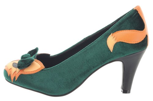 T.U.K., Scarpe chiuse donna Verde (Verde)