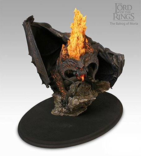 LORD OF THE RINGS BALROG - THE FLAME OF UDUN