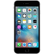Apple iPhone 6s Plus Gris Espacial 64GB Smartphone Libre (Reacondicionado Certificado)